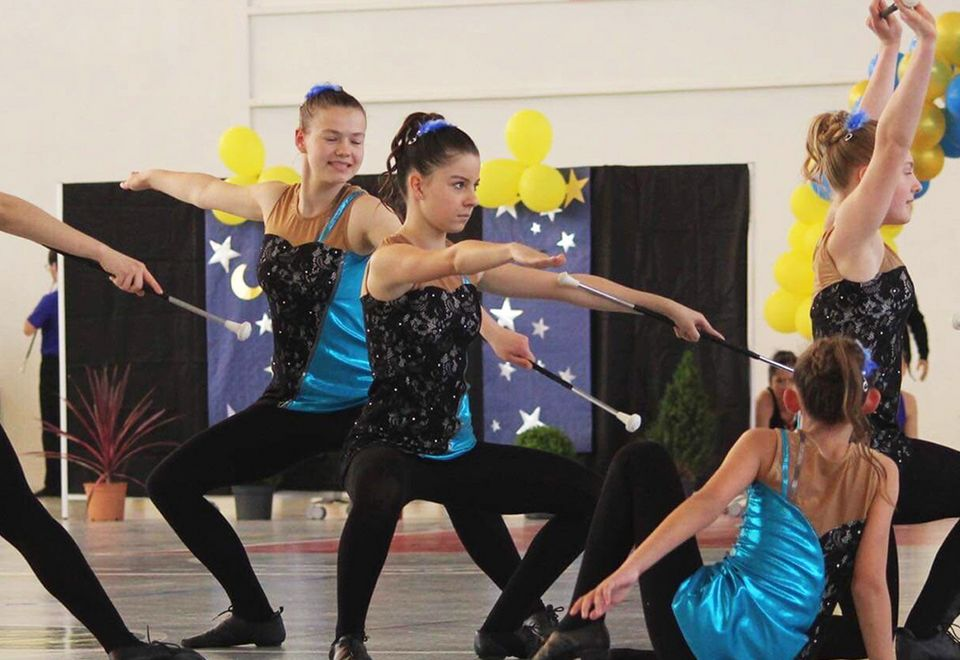 Championnat national de twirling