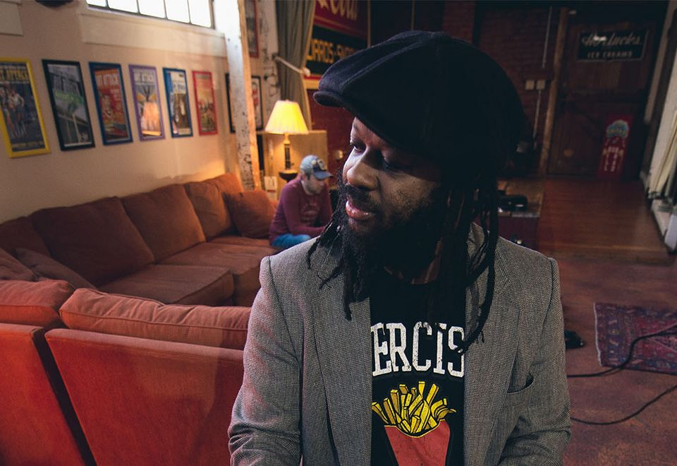 Delvon Lamarr Organ Trio + Hot & Pepper