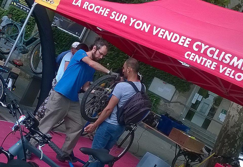 Atelier Brico-Vélo