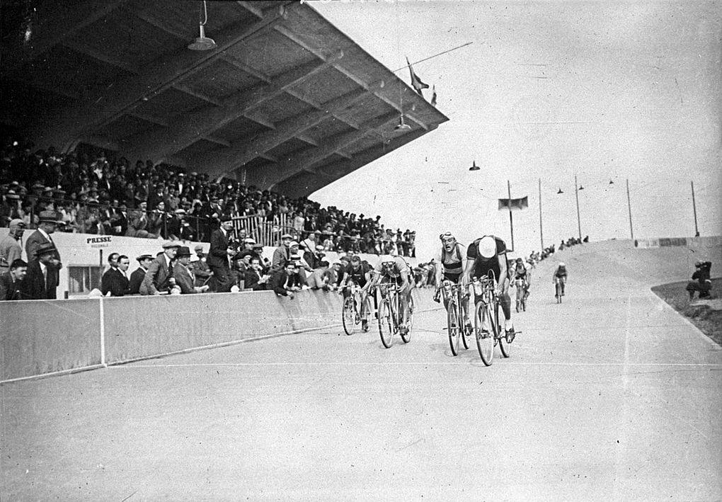 Un Stade Vlodrome Nomm Desgrange
